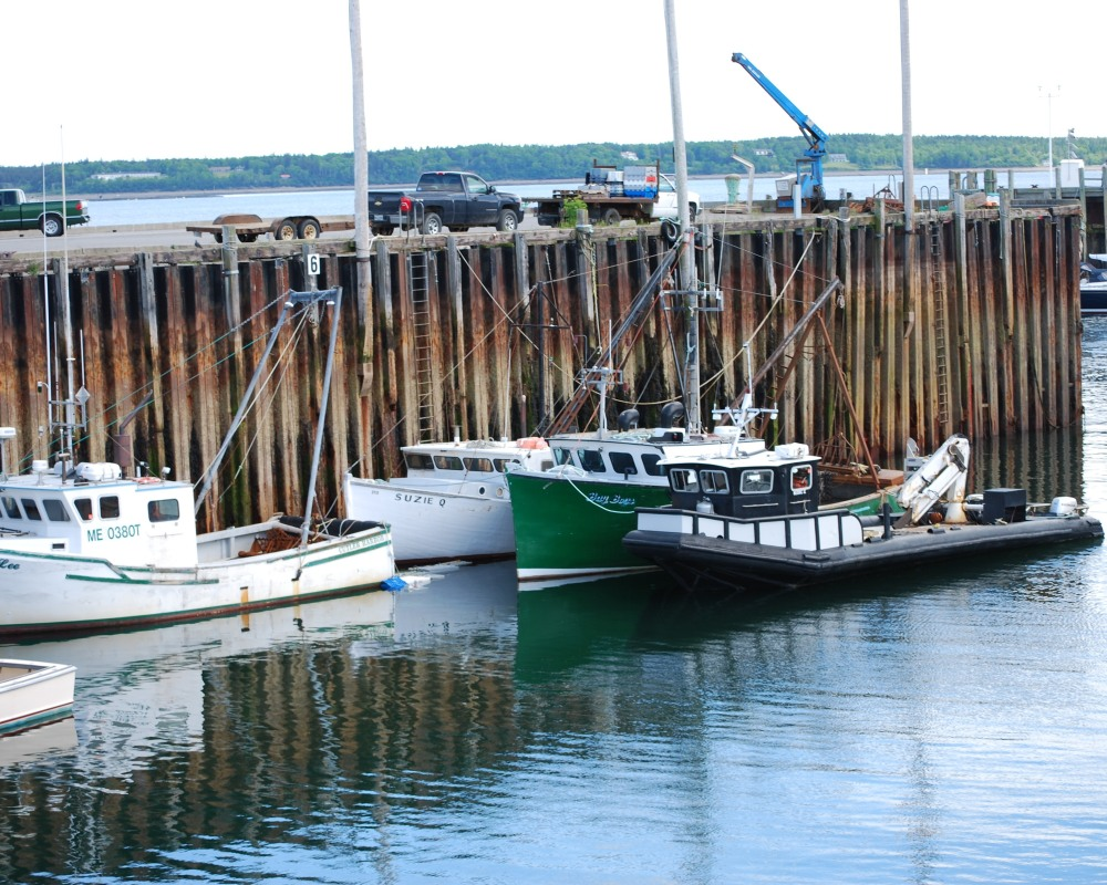 Eastport's fishermen deal with some of thesome of the East Coast's most treacherous tides and currents.