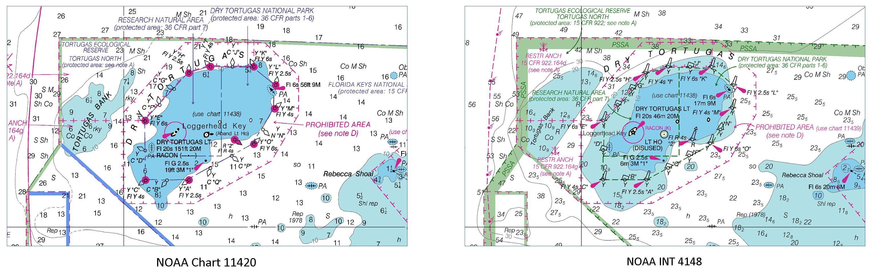 Coast Survey publishes new international chart for ...