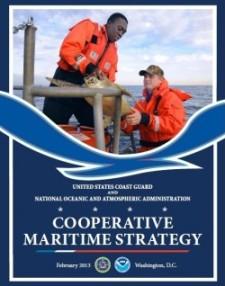 USCG-NOAA Cooperative Maritime Strategy