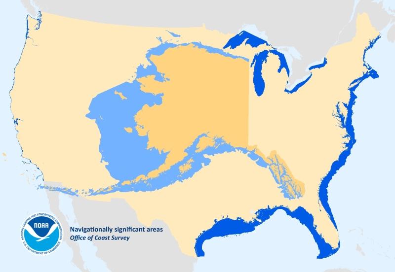 Alaska and CONUS