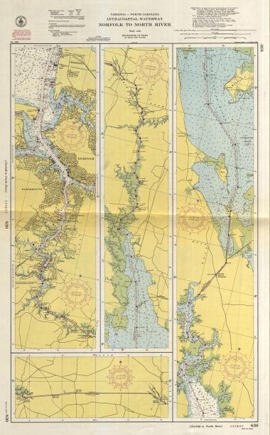 Chart 830 - 1938