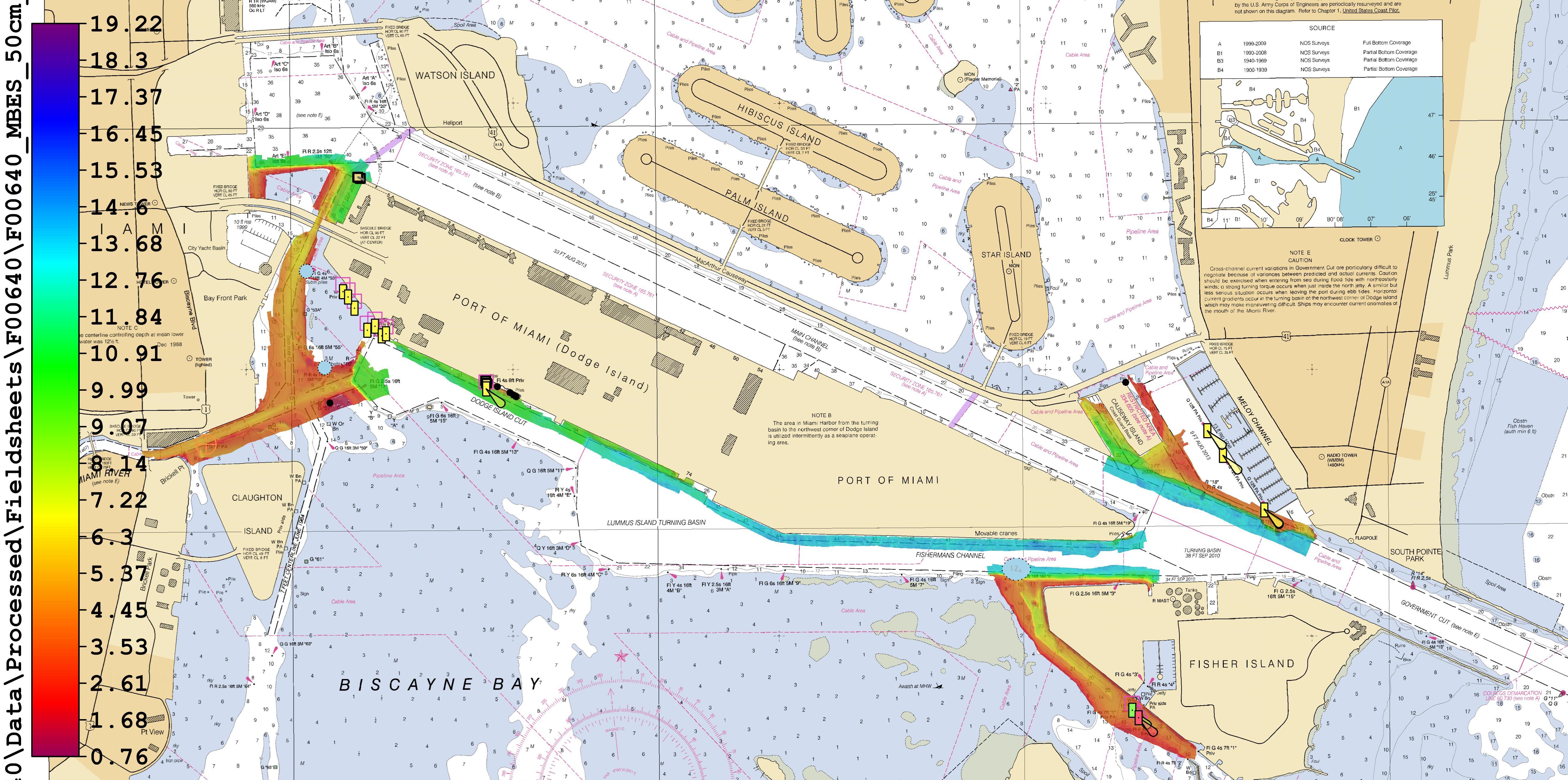 Port Of Benicia Noaa Coast Survey