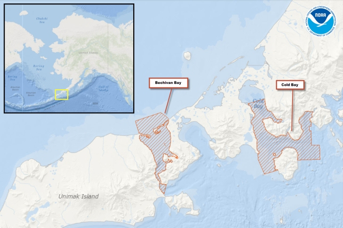 Bechivin Bay and Cold Bay_Aleutian_text
