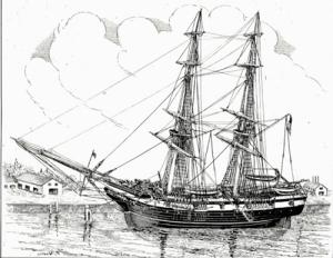 Coast Survey Brig Washington