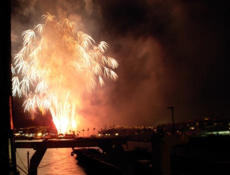 Peace Fireworks