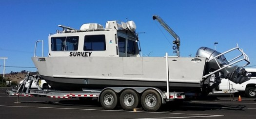 NRT 6 new boat