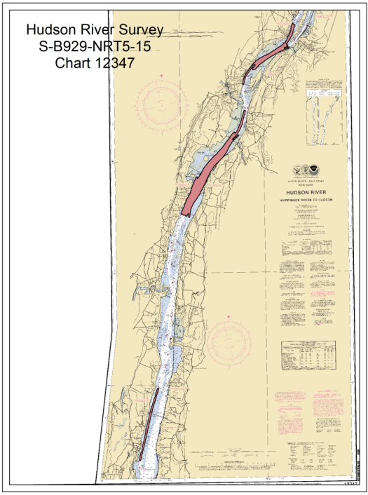 Hudson River_chart12347