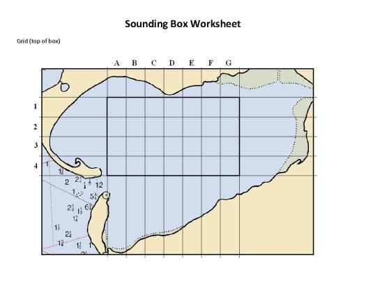 Sounding Box Worksheet