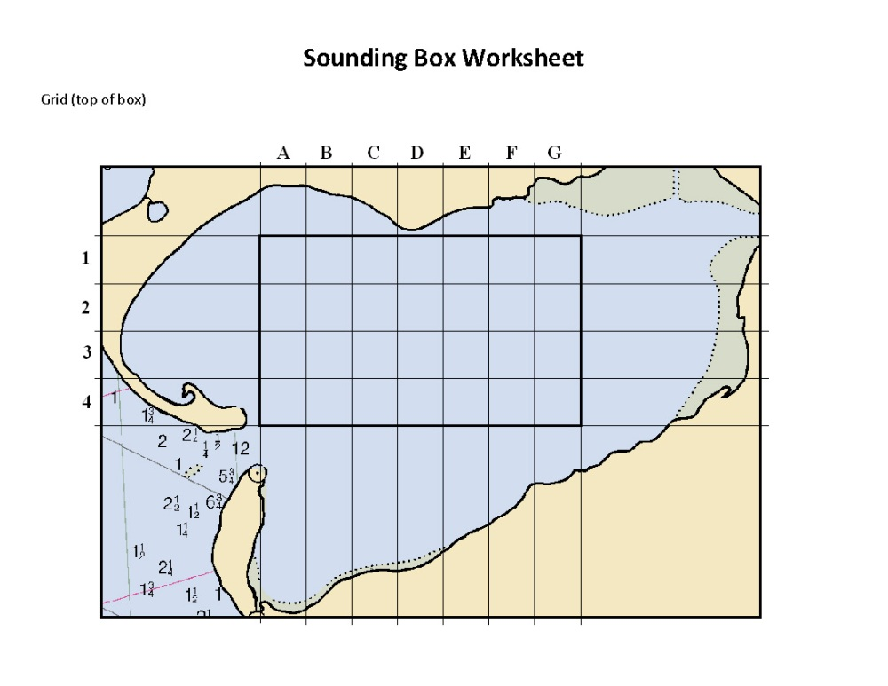 Sounding Box Worksheet