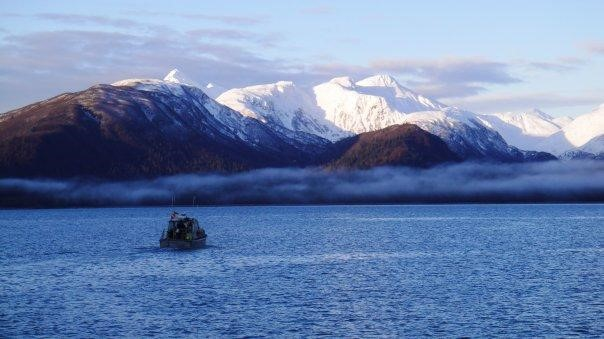 NOAA explores remote Alaskan waters.
