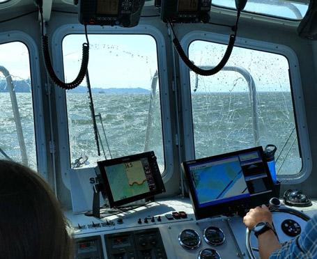 Nautical charts |